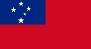 Bandiera delle Samoa