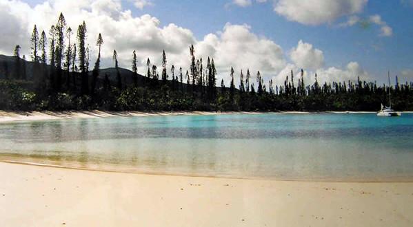 Kanumera, Isola dei Pini, Nuova Caledonia. Author and Copyright Marco Ramerini
