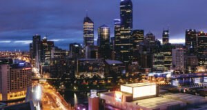 Skyline, Melbourne,, Australia. Credit Tourism Australia Time Out Australia