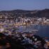 Wellington Harbour, Nuova Zelanda. Credit Ian Trafford. New Zealand Tourism Board collection of images