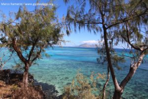 La laguna di Narara e Naukacuvu, Isole Yasawa, Figi. Autore e Copyright Marco Ramerini