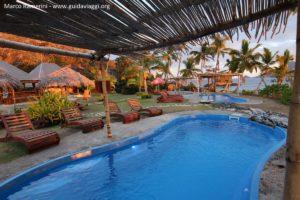 La piscina, Kuata, Isole Yasawa, Figi. Autore e Copyright Marco Ramerini