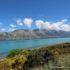 Lake Wakatipu, Nuova Zelanda. Autore e Copyright Marco Ramerini