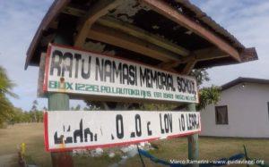 Ratu Namasi Memorial School, Nabukeru, Yasawa, Figi. Autore e copyright Marco Ramerini
