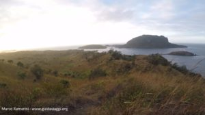 Veduta dal Monte Tamasua, Nabukeru, Yasawa, Figi. Autore e copyright Marco Ramerini