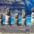 Ahu Tongariki, Isola di Pasqua, Cile. Autore e Copyright Marco Ramerini