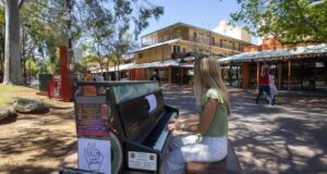 Alice Springs, Northern Territory, Australia. Credit Tourism Australia