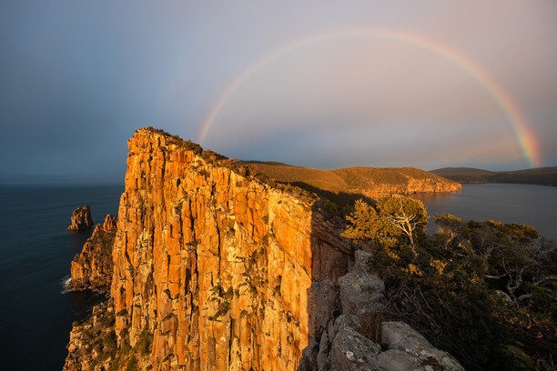 Three Capes Track, Port Arthur, Tasmania, Australia. Credit Tourism Australia,.,