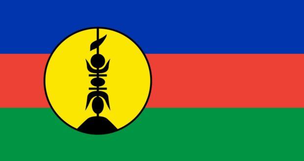 Bandiera della Nuova Caledonia