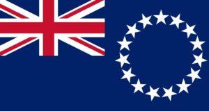 Bandiera delle Isole Cook