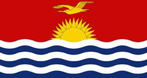 Bandiera delle Isole Kiribati