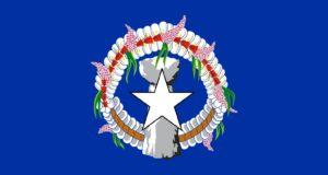 Bandiera delle Isole Marianne Settentrionali