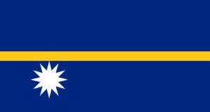 Bandiera di Nauru