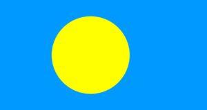 Bandiera di Palau