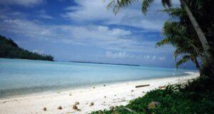 Maupiti, Polinesia Francese. Autore e Copyright Marco Ramerini