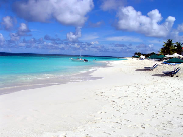 Shoal Bay East, Anguilla. Author and Copyright Marco Ramerini