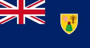 Bandiera delle Isole Turks e Caicos