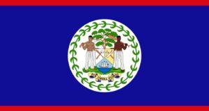 Bandiera del Belize