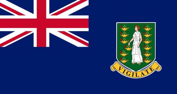 Bandiera delle Isole Vergini britanniche